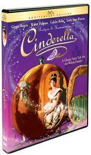 Rodgers & Hammerstein's Cinderella Musical DVD Ginger Rogers Lesley Ann Warren
