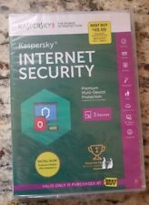 Kaspersky Internet Security 2016 - 3 Devices 1 Year