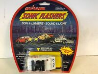 Majorette Sonic Flashers SWAT Police APC. 3018. Die Cast