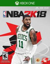 NBA 2K18 Standard Edition - Xbox One 2K Games 49908