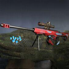 Nerf Gun Barrett Strike Dart Soft Plastic Toy Elite Vulcan Recon Bullets Blaster