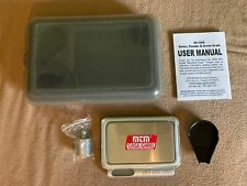 DS-1250 Bullet, Powder & Arrow Digital Scale By MTM Gently Used in box