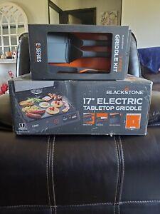 "Blackstone Electric 17"" E-Series Griddle"