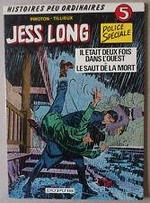 PIROTON  ** JESS LONG 5. IL ÉTAIT DEUX FOIS DANS L'OUEST  **  EO 1980 NEUF!