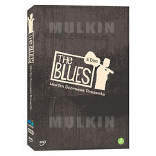 Martin Scorsese Presents The Blues (2003) DVD 6 Disc BOX SET (*New *Sealed *All)