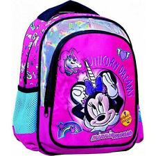 Sac à dos Minnie Disney avec Licorne 31 x 23 x 12 cm