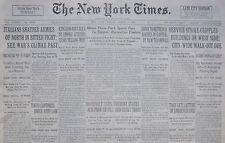3-1936 March 2 ITALIANS SHATTER ETHIOPIA. KIND EDWARD TALKS TO EMPIRE CITIZENS.