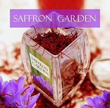 4g Premium Saffron %100 Pure Organic-All Stigma Best Quality-Chef's Choice fresh