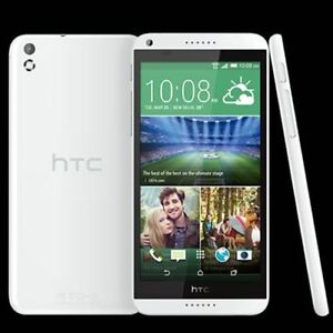 """New HTC Desire 816 Unlocked 5.5"""" 13MP 8GB White Android Mobile Phone"""