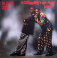 DJ JAZZY JEFF & THE FRESH PRINCE POSTER (SQ40)