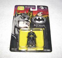 "Batman Returns 2.5"" Die Cat Metal Figure Ertl 1992 DC Comics"