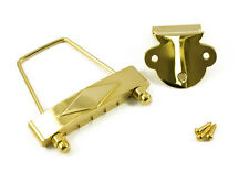 ARCHTOP TAILPIECE GOLD SHORT JAZZ SEMIACOUSTIC f. GIBSON® KURZE VERSION ES 335