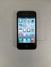 Apple iPhone 4 - 32GB - (IOS 5) - Black (Unlocked) A1332 (GSM)