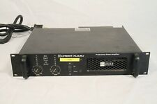 Crest Audio Pro 8200 Power Amplifier -