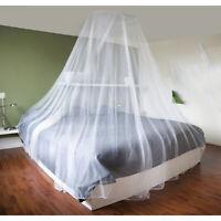 Pro XXL Doppelbett Moskitonetz Fliegengitter Fliegennetz Mückennetz Betthimmel