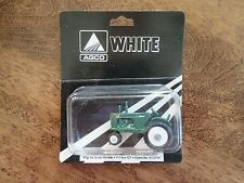 "Oliver toy tractor Agco White Black 770 vintage old approx 2"" 1/64 nib wib"