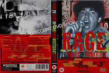 Rage - 20 Years Of Punk Rock (DVD, 2002) New Item
