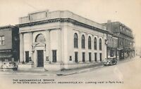 MECHANICVILLE NY – State Bank of Albany Mechanicville Branch
