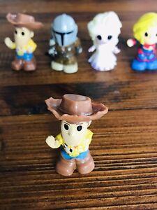 WOODY Ooshie 2020 Woolworths Woolies Disney Ooshies Toy Story