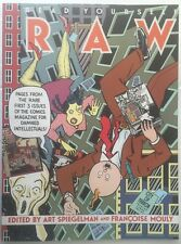 Read Yourself Raw #1 1987 Spiegelman And Mouly