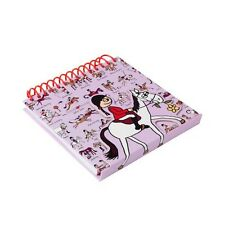 Cute Horse Riding Design Notebook