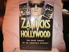 THE ZANUCKS OF HOLLYWOOD (20th Century Fox, The Sound of Music, The Longest Day
