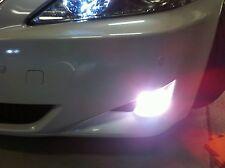 White HB4 9006 6500k halogen globe for Lexus IS250 fog lights  x2