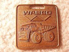 Wabco Heavy Equipment Haulpak Dump Truck Large Watch Fob Waa-18