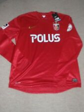 JAPAN J.League 2013 LONG SLEEVES Nike URAWA REDS red diamonds jersey shirt MWT