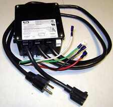 Spa Control, Gecko Mini Pack, Model: Dp3, Option: 120P-Uvp-Vq-Exm-Am1