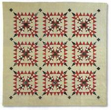 Rubies & Pearls Quilt quilting pattern instructions