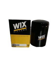 51522 Wix Engine Oil Filter P/N:51522