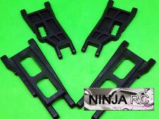New Traxxas Rustler Suspension Arms Front and Rear A Arms 4 Pieces 3655 3631