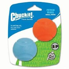 Chuckit! Dog Toy FETCH BALL SMALL Durable Rubber Fits Launcher
