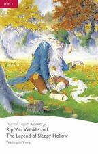 Rip Van Winkle and the Legend of Sleepy Hollow, Level 1, Pearson English Readers