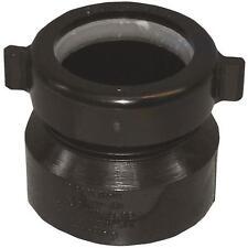 "5 Pk Genova ABS SCH 40 Pipe 1-1/2"" x 1-1/2"" Female Trap Waste Adapter 82215"