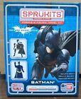 SPRUKITS DC COMICS LEVEL 1 BATMAN DK ACTION FIGURE MODEL KIT BANDAI #smar17-90