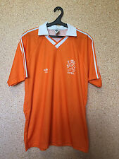 RARE HOLLAND NETHERLANDS NATIONAL TEAM 1990/1991/1992 HOME FOOTBALL SHIRT JERSEY