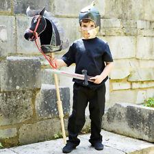 infantil Caballero Caballo Disfraz Niños Juguete CAVALRY Divertido Armadura