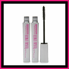2 x Maybelline Illegal Length Fiber Extensions Mascara -  932 Brownish Black