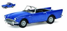 Sunbeam Alpine Series 2 Quartz Blue Metallic 1:43 Model VANGUARDS