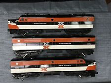 WILLIAMS NEW HAVEN PA  A-B-A DIESEL ENGINES.O GAUGE TWO MOTORS  WITH BOXES