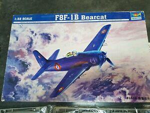 Trumpeter 1:32 Bearcat 02284 Plus Eduard Plus Aires