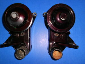 Pair of Right & Left Ford FLATHEAD WATER PUMPS