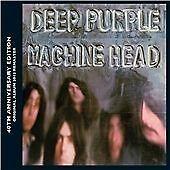 Deep Purple - Machine Head CD [Remastered] (2012) Near Mint