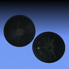 SET 2 Aktivkohlefilter für Dunstabzugshaube Respekta CH 9040-90 SN , CH 0111 IX