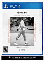 FIFA 21 Ultimate Edition: PlayStation 4 PS4 Brand New & Sealed Free PS5 Upgrade