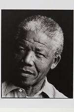 """ANNIE LEIBOVITZ : """"Nelson Mandela""""  Kunst-Postkarte"""
