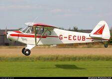 """Dynaflite Piper PA18 Super Cub 104"""" Span plan Set"""