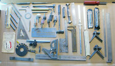 Machinist Tools, Tooling, Bits, Parts, Bottom Drawer, (Some Good Stuff)    LOT A